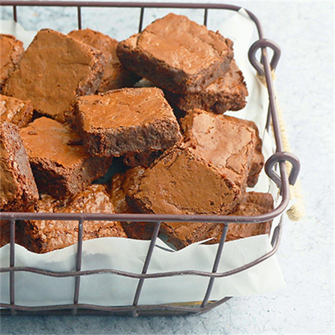 Gluten Free Almond Flour Brownies
