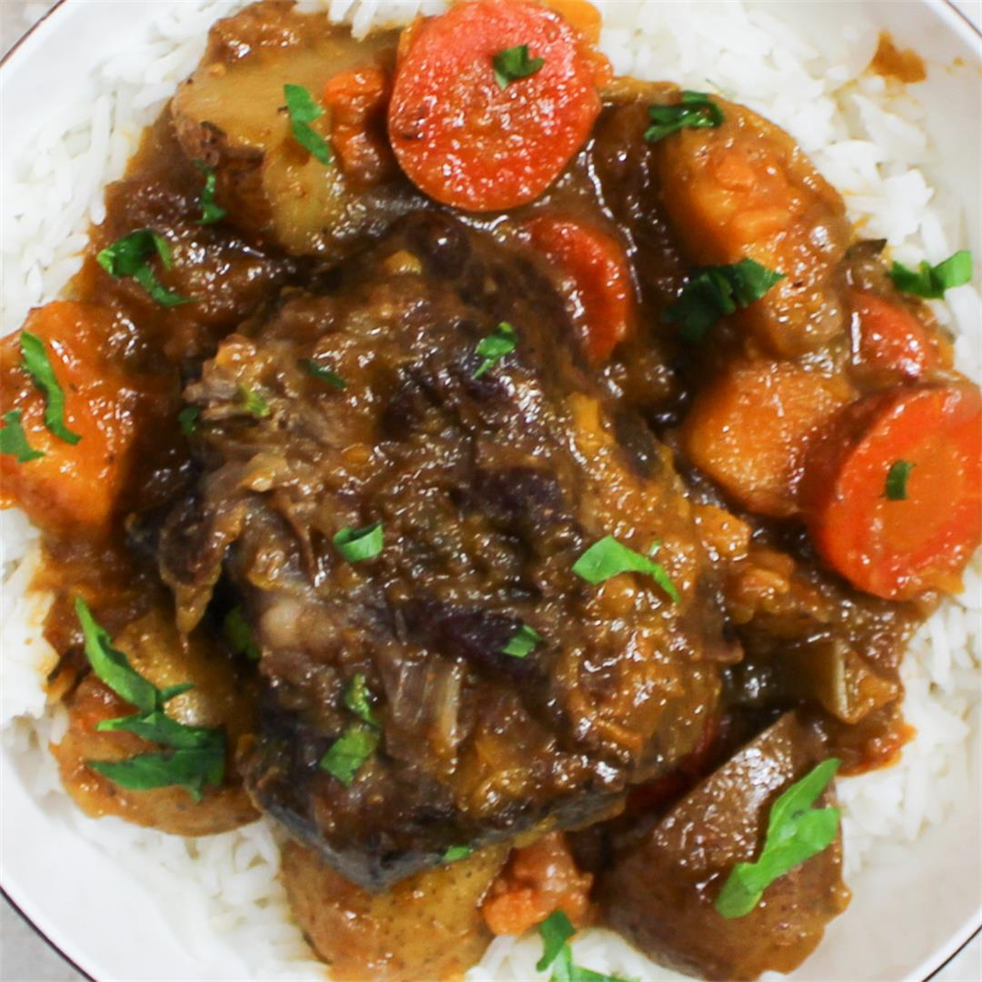 Click Here for Our Lamb Stew With Rosemary and Potatoes Recipe