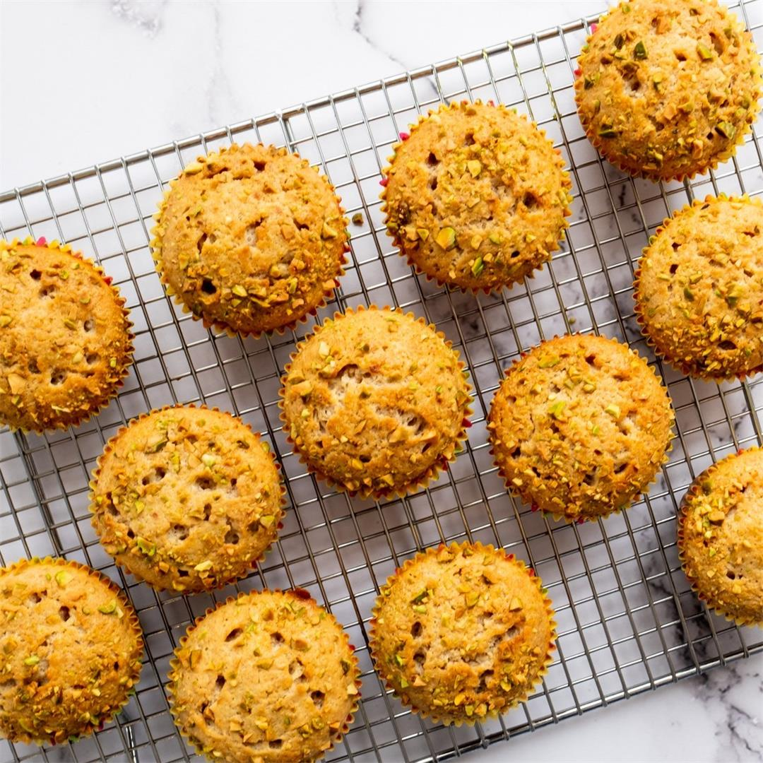 Yazdi Muffins Recipe