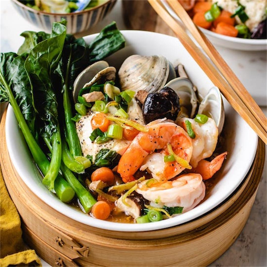 Seafood Dim Sum Recipe