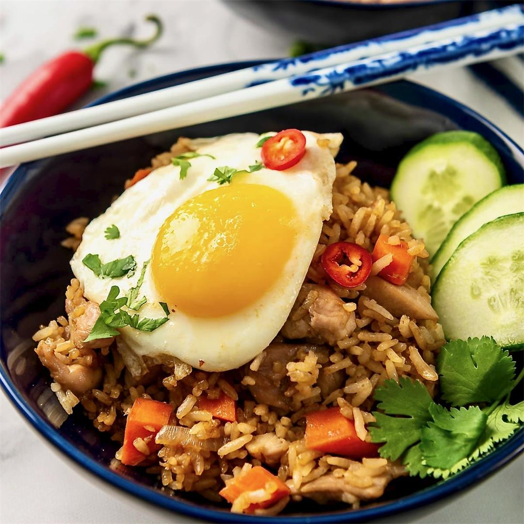 Nasi Goreng (Indonesian Fried Rice)