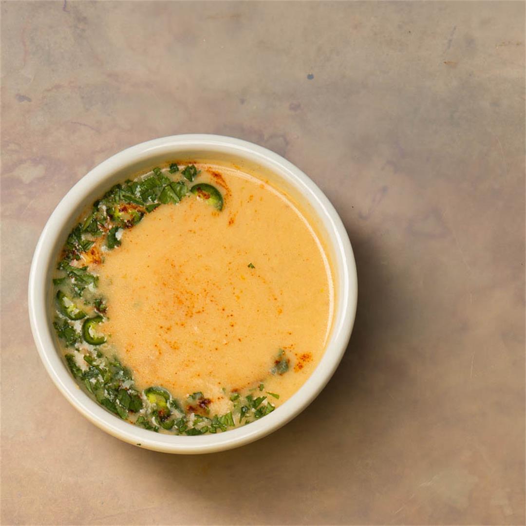 Potato-Cheddar Soup