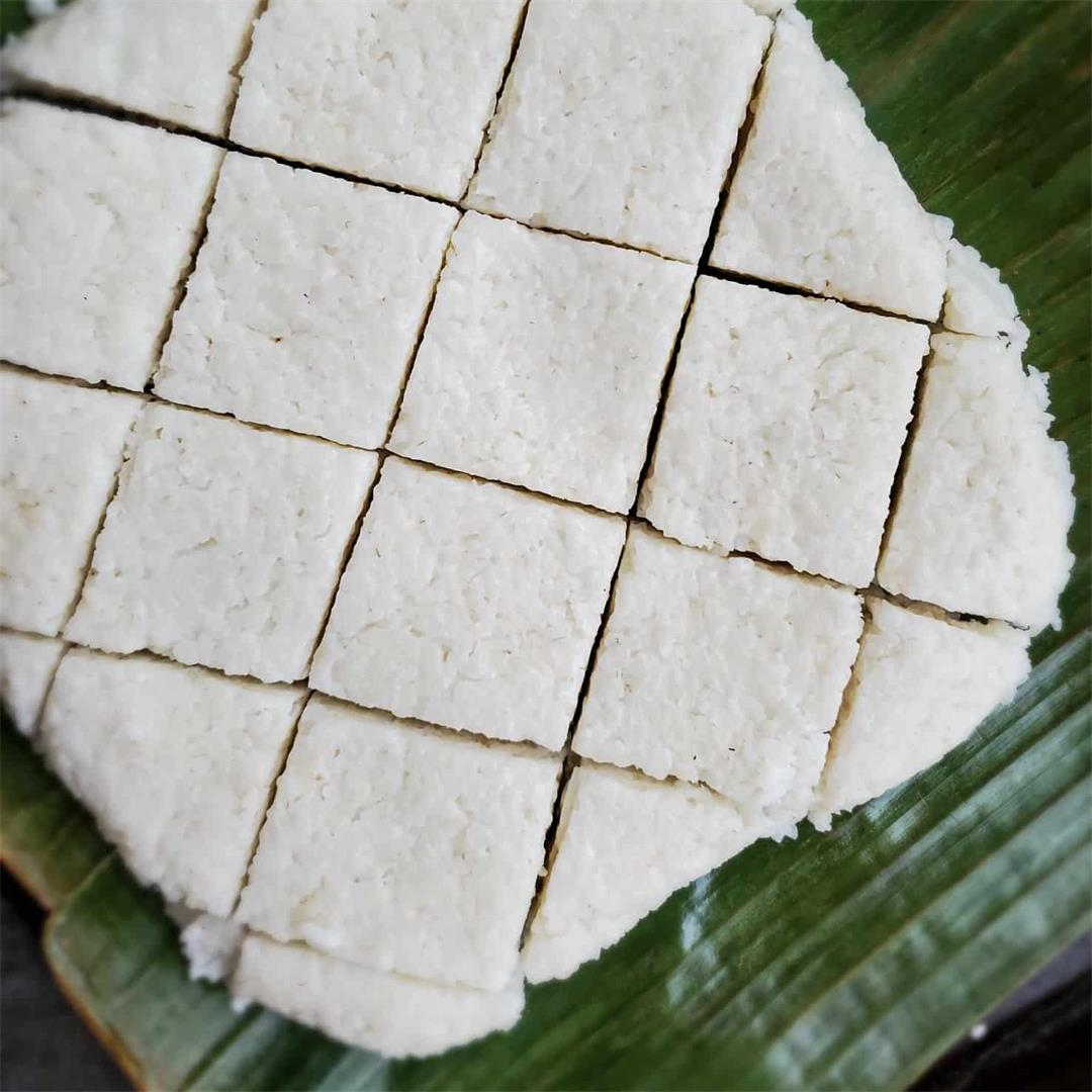 Kiribath (Sri Lankan Milk Rice)