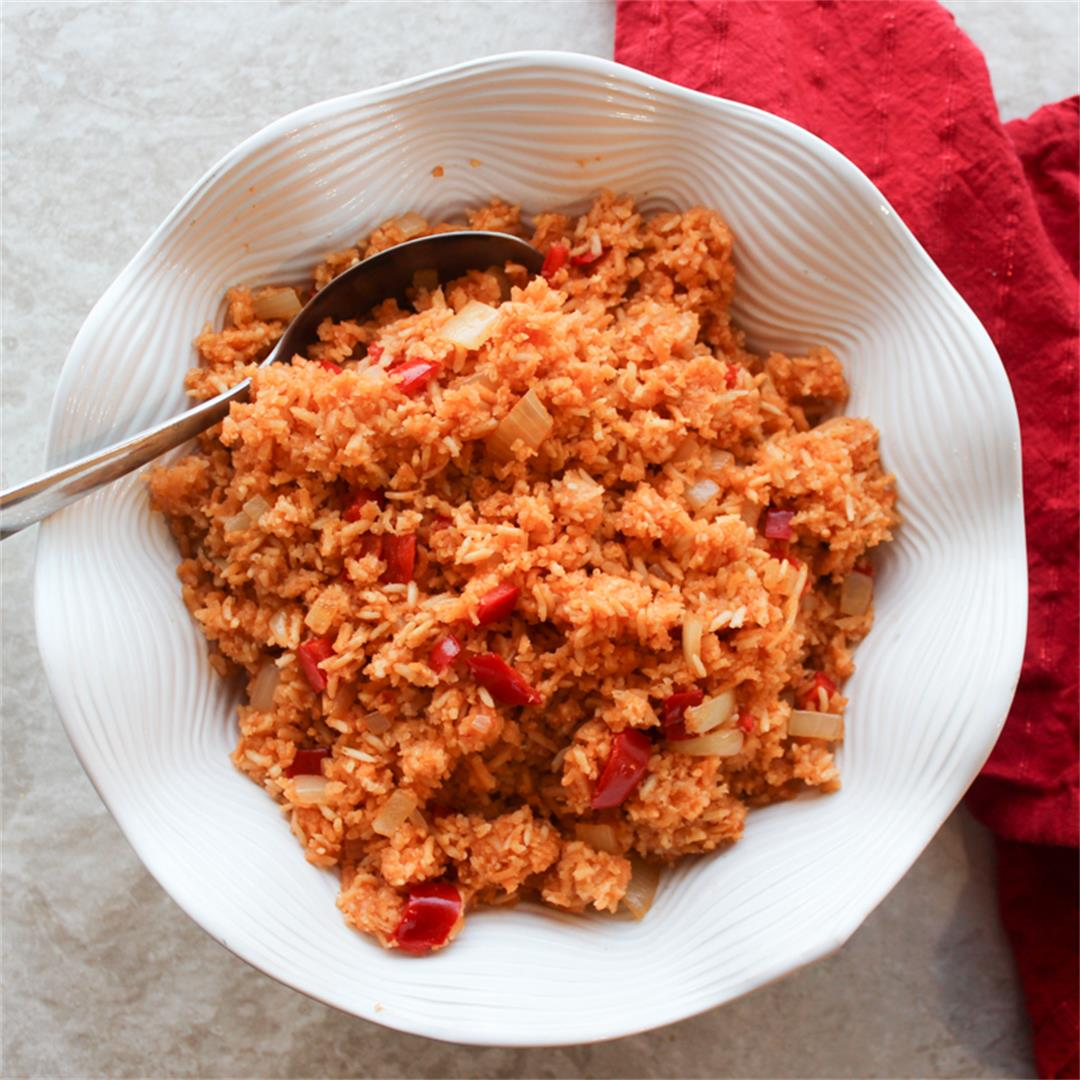 Click Here for our Easy Spanish Rice recipe