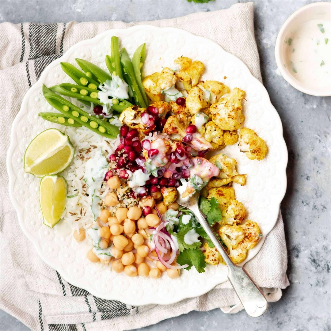 Cauliflower Buddha Bowl