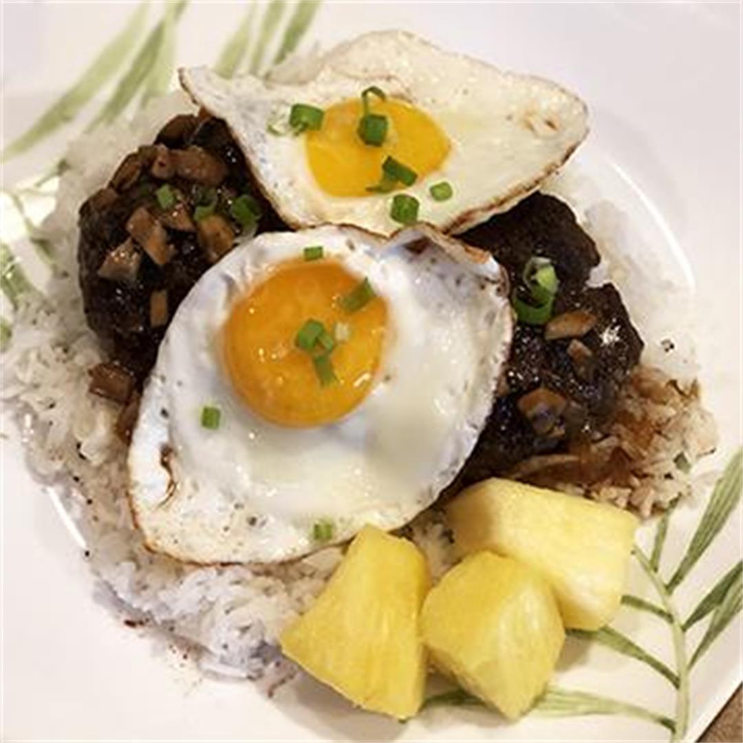 Hawaiian Loco Moco
