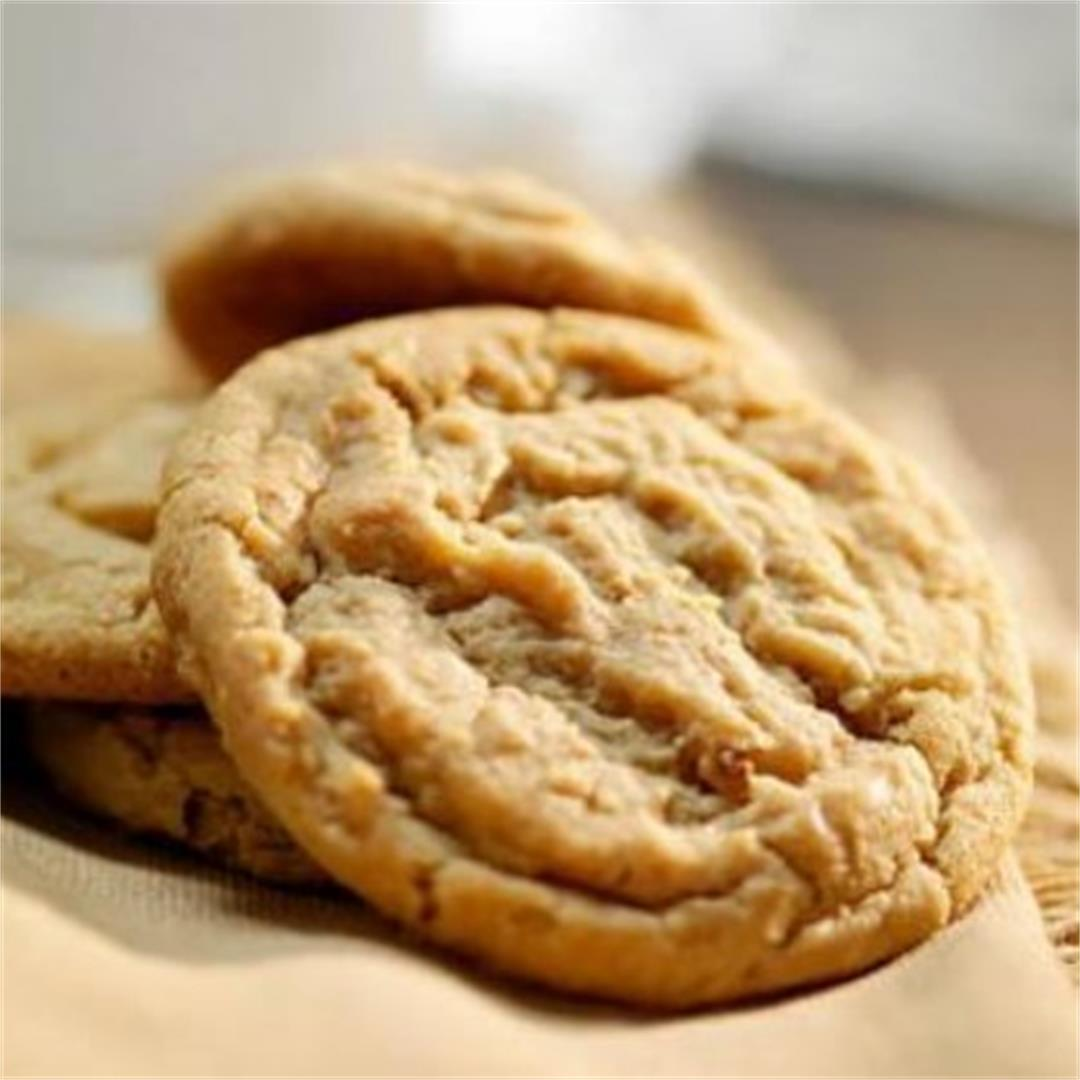 Best Flourless Peanut Butter Cookies Recipe