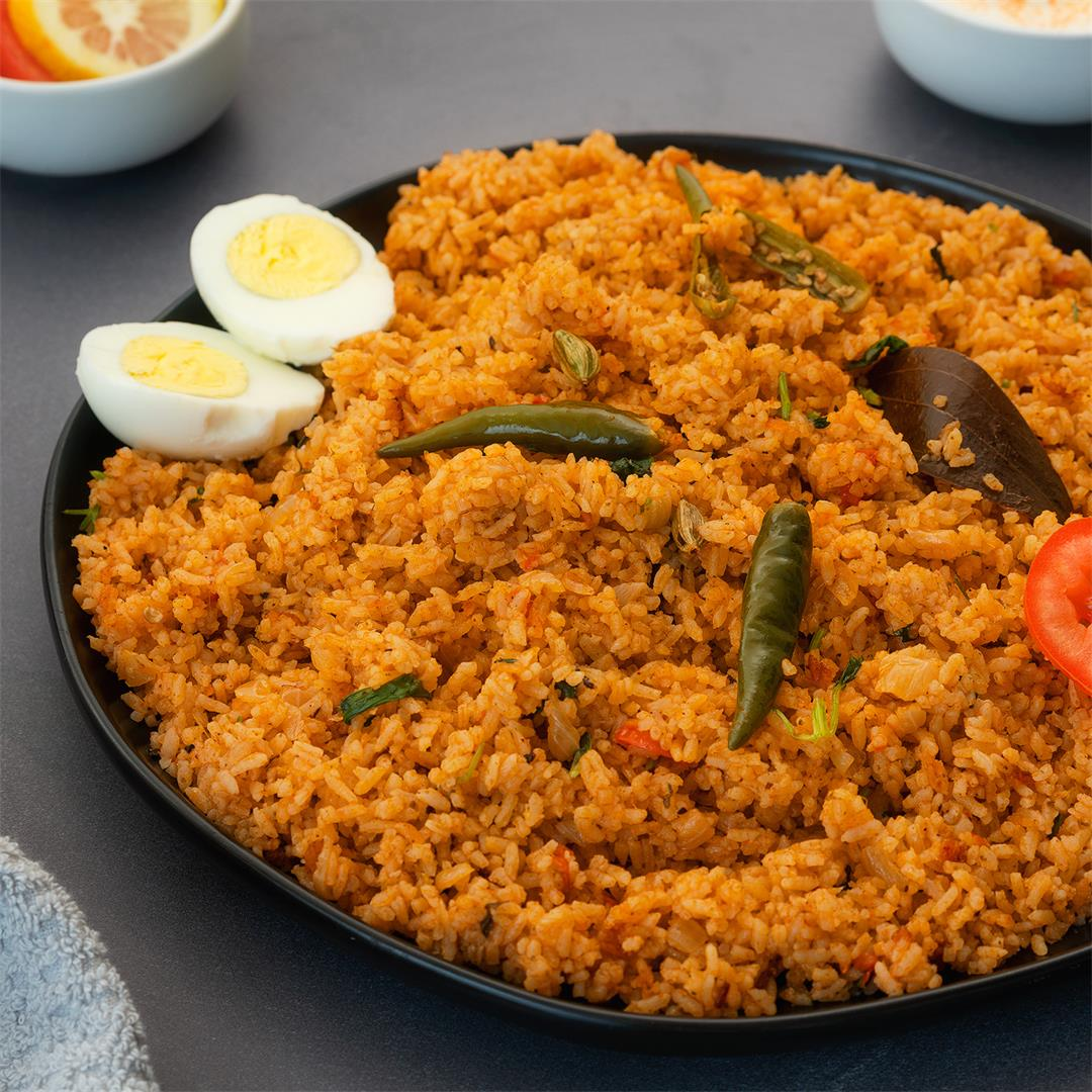 Kuska Rice | Plain Biryani recipe