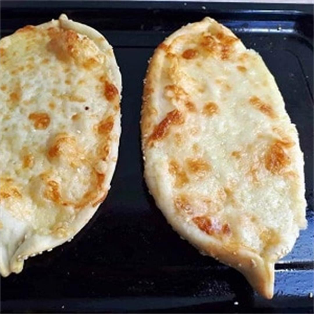 Turkish Cheese Pide Recipe