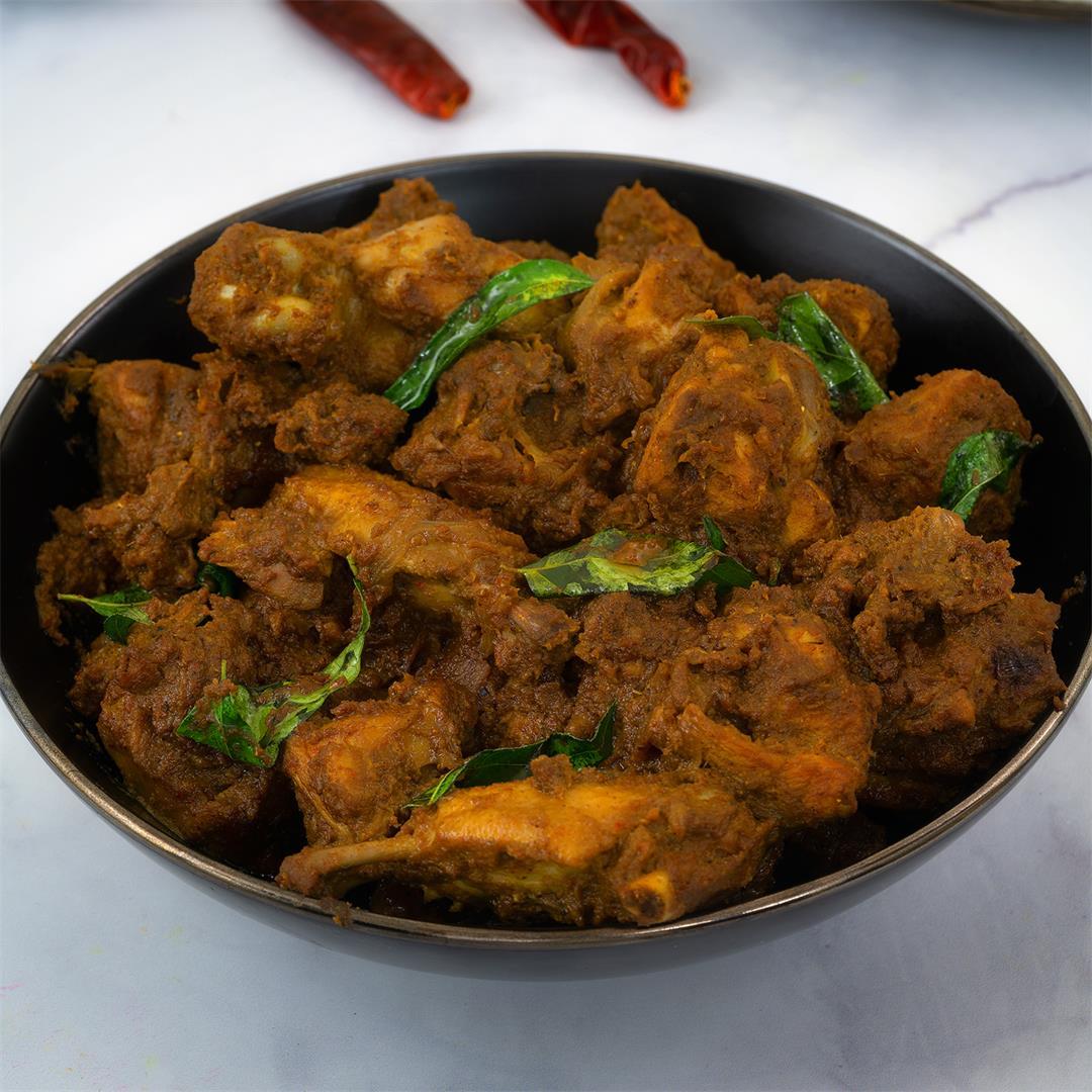 Chicken Ghee Roast Masala Recipe