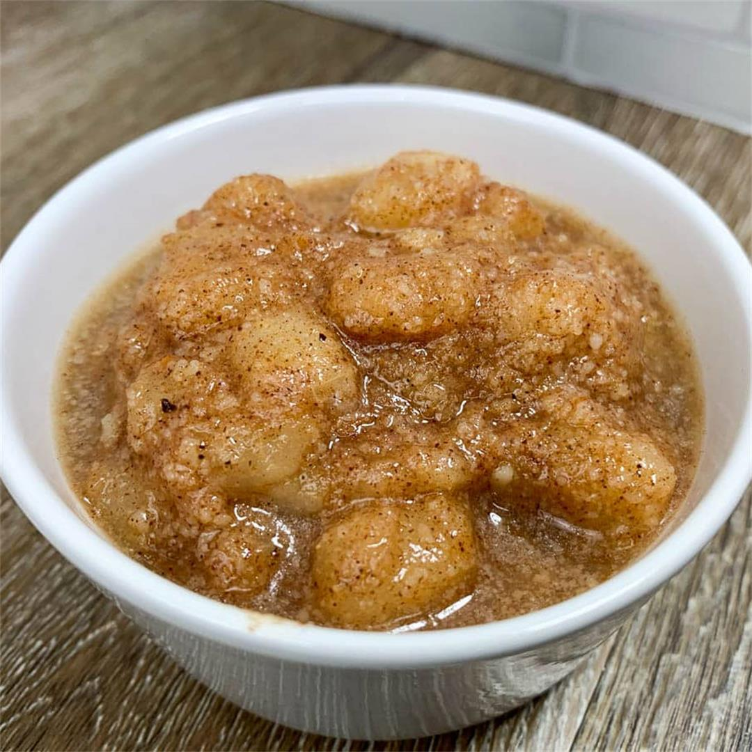 Simple Pear Compote