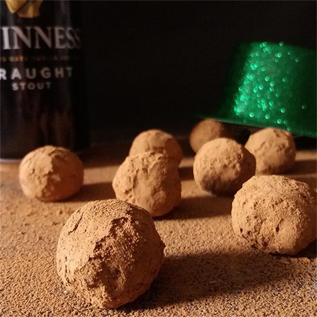 Guinness Oreo Truffles