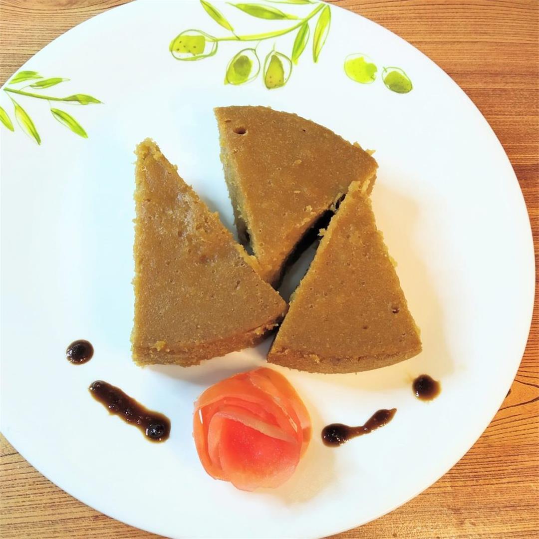 How to make soft, fluffy & moist steamed Jackfruit rice cake
