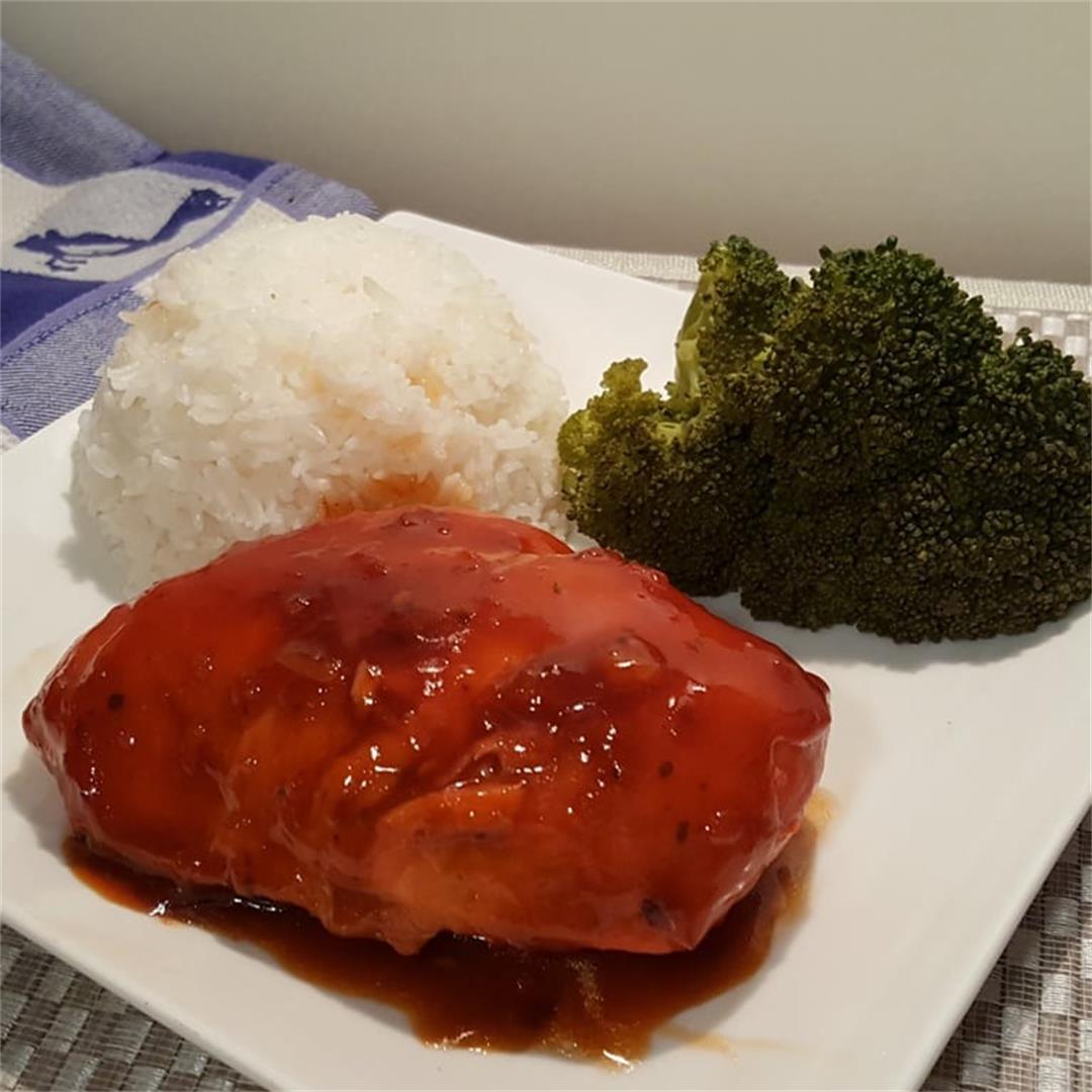 Slow Cooker / Pressure Cooker Russian Chicken (Instant Pot)