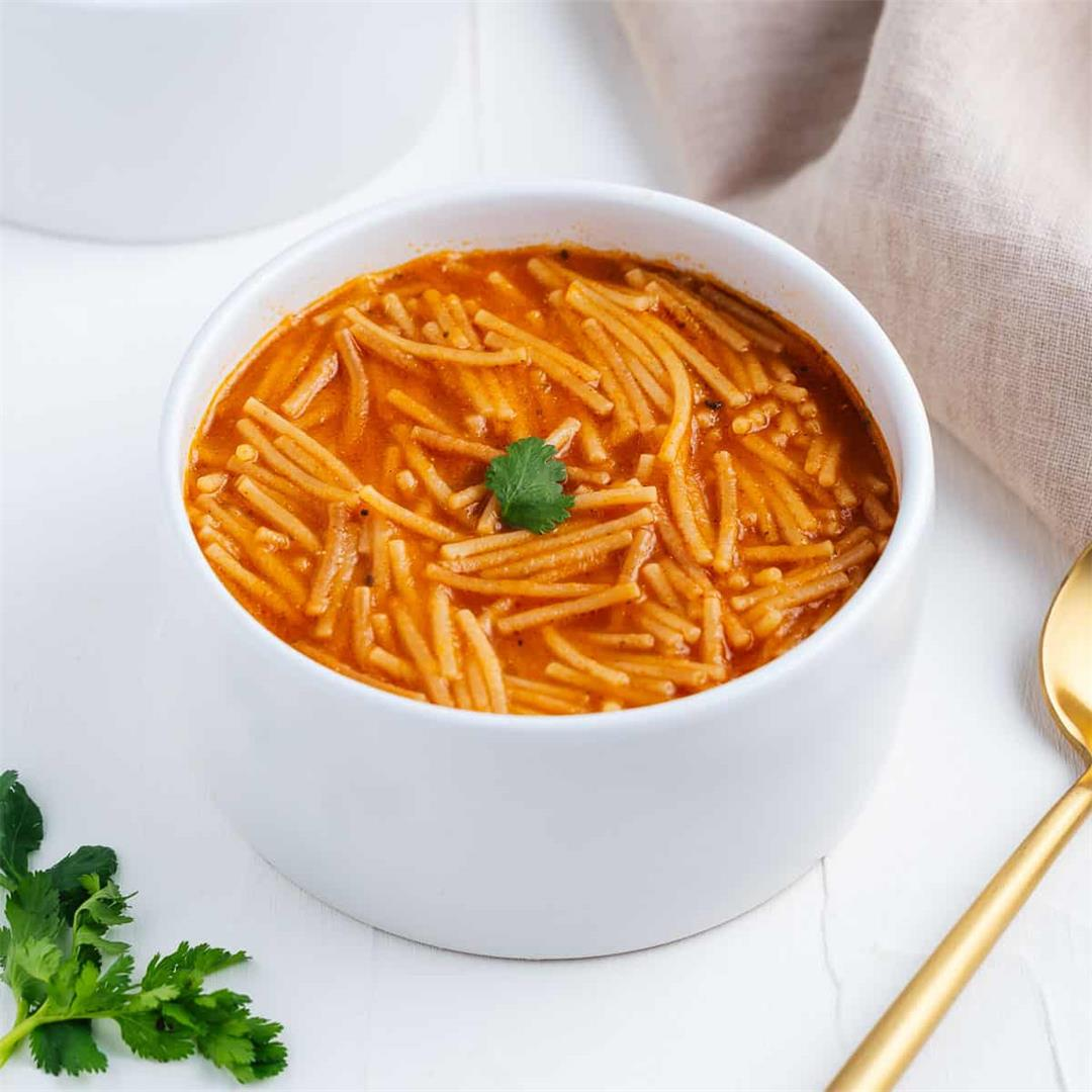 How to Make Sopa de Fideo (Mexican Noodle Soup)