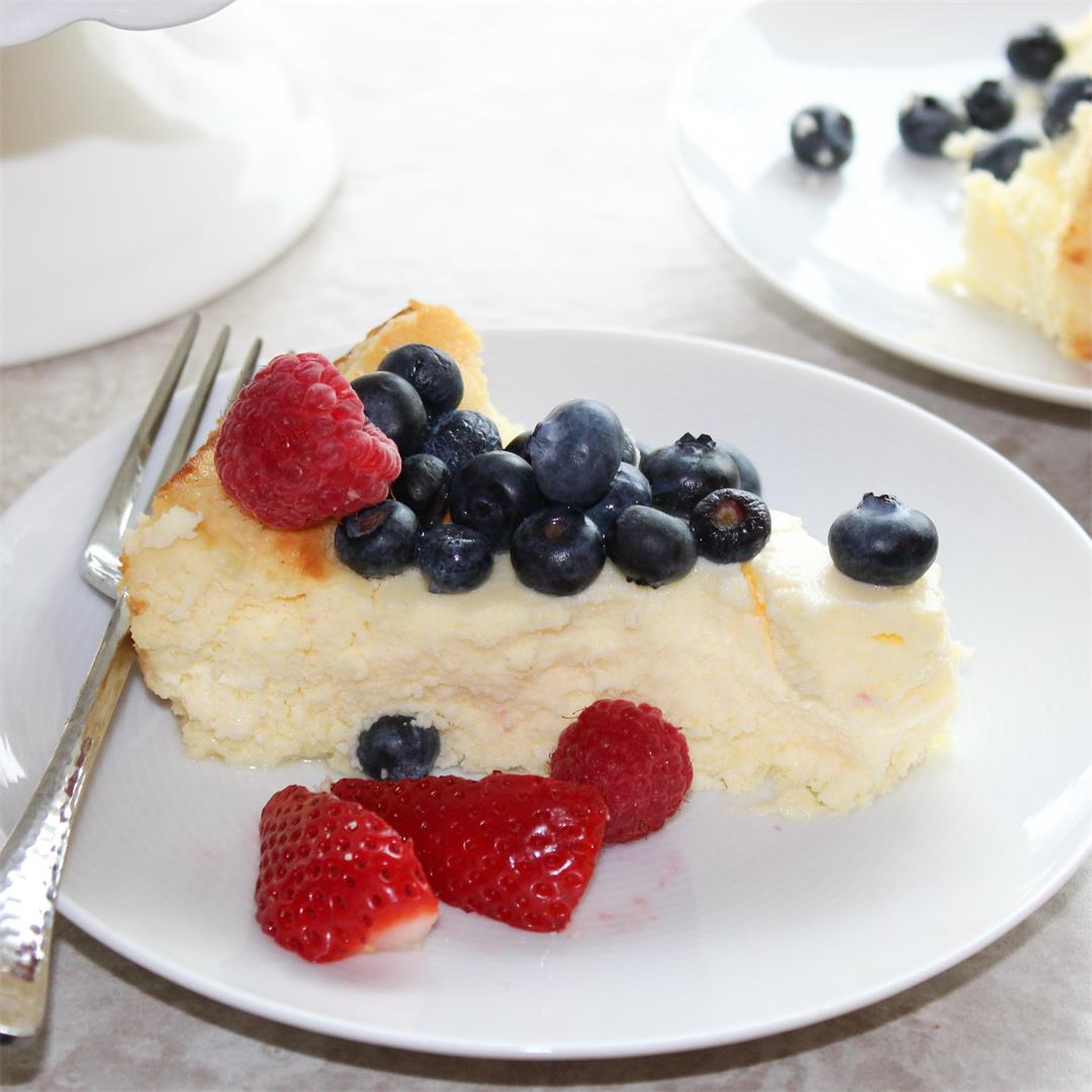 Click Here for our Passover Cheesecake Recipe