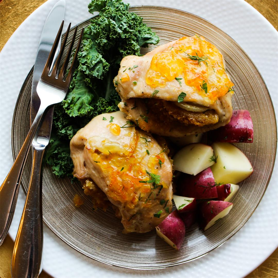 Click Here for our Passover Stuffed Chicken Breast Recipe