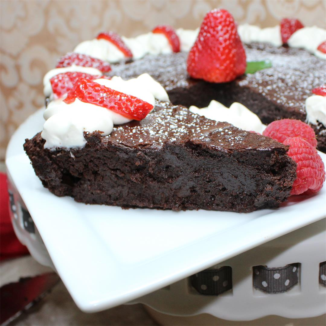 Click Here for our Gluten Free Flourless Chocolate Cake Recipe