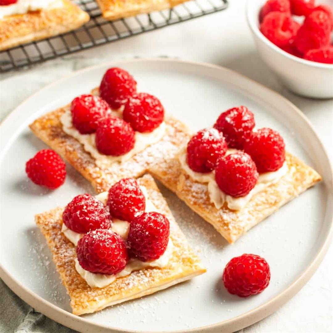 Raspberry Tartlets