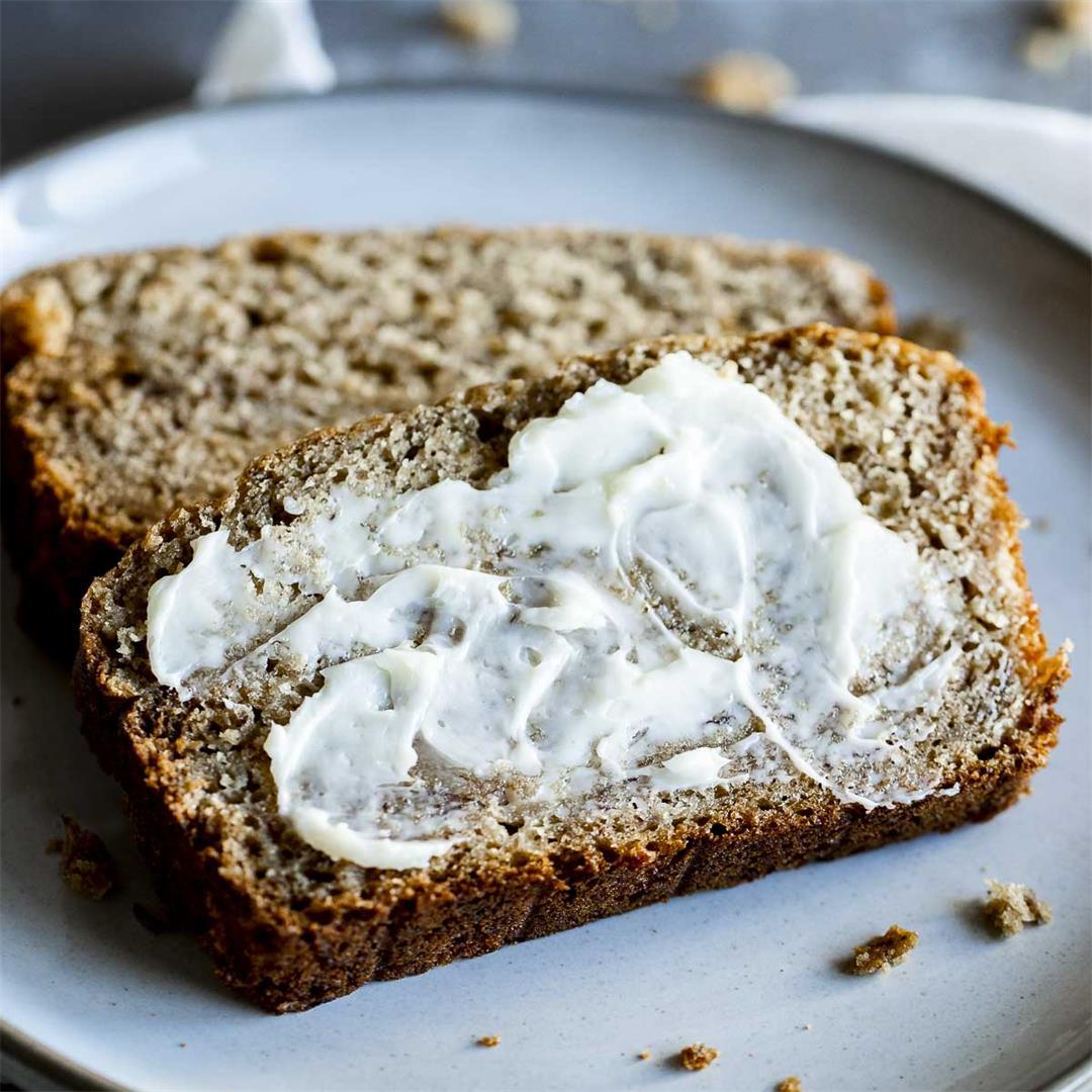 Banana Bread With Brown Sugar