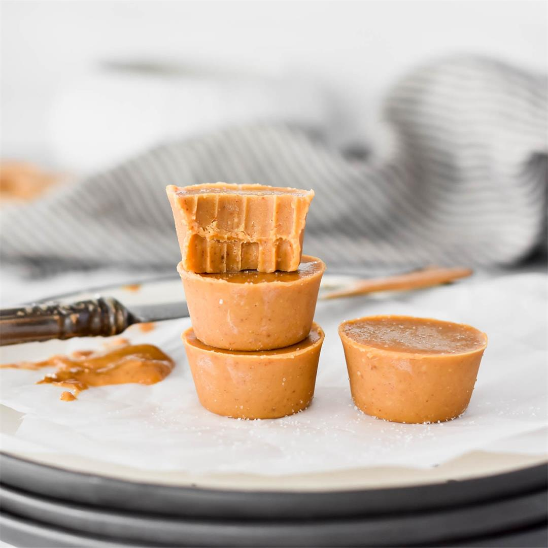 Keto Peanut Butter Fudge — Foodborne Wellness