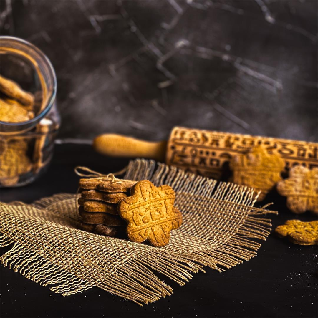 The Ultimate Healthier Pharaonic Themed Orange Butter Biscuits