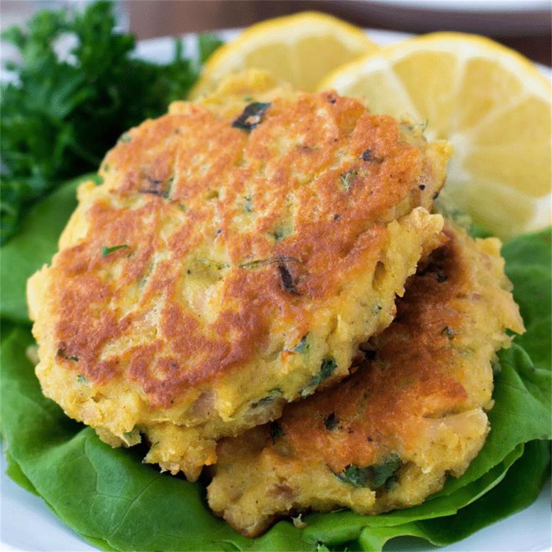 Healthy Tuna Patties