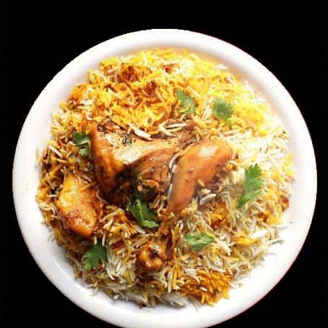 Delicious Chicken Biryani Recipe