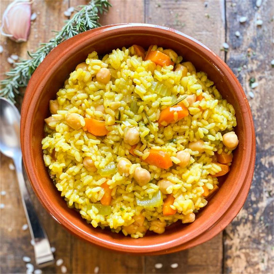 Spanish Farmers Rice | A Classic Dish from Medieval Spain