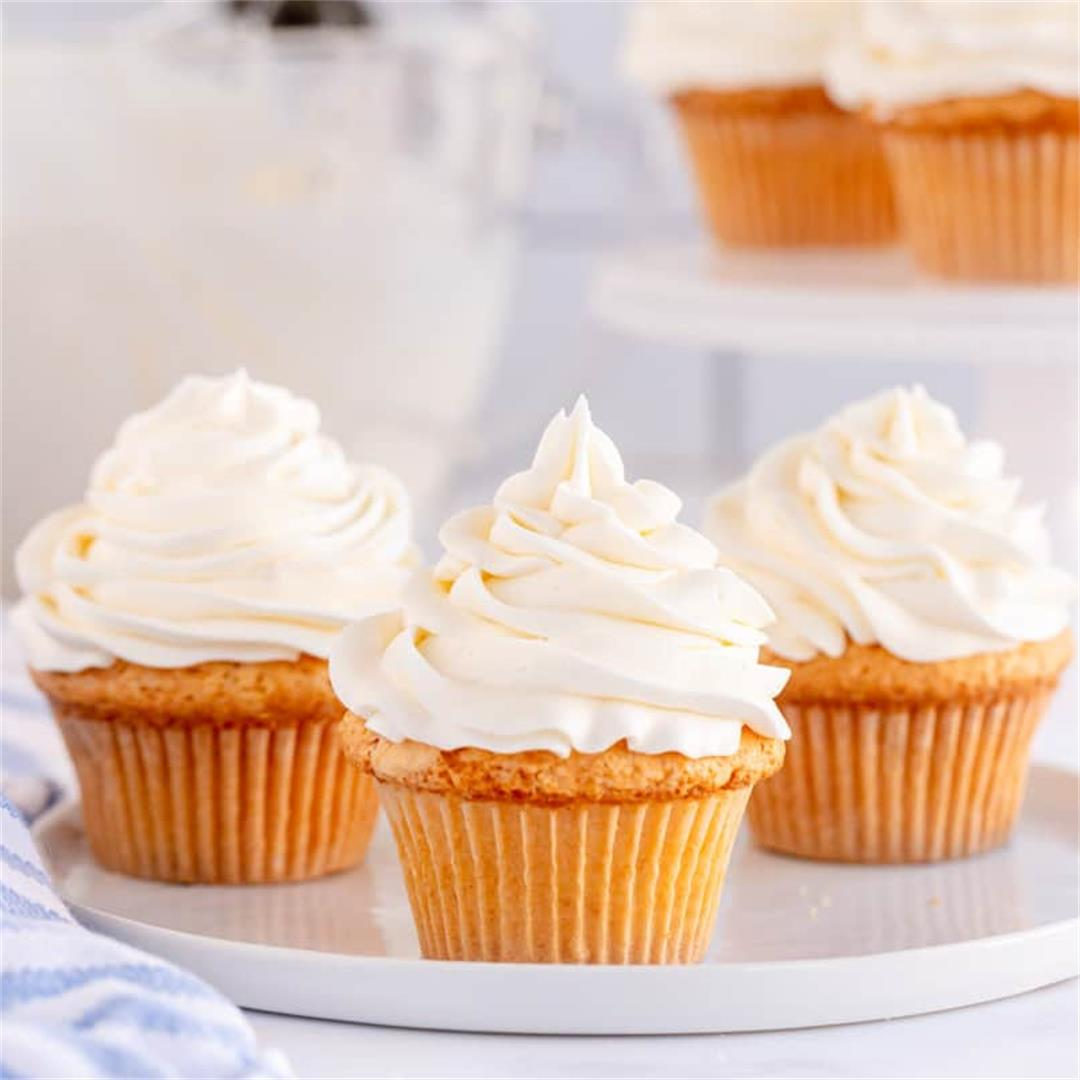 How to make Vanilla Frosting