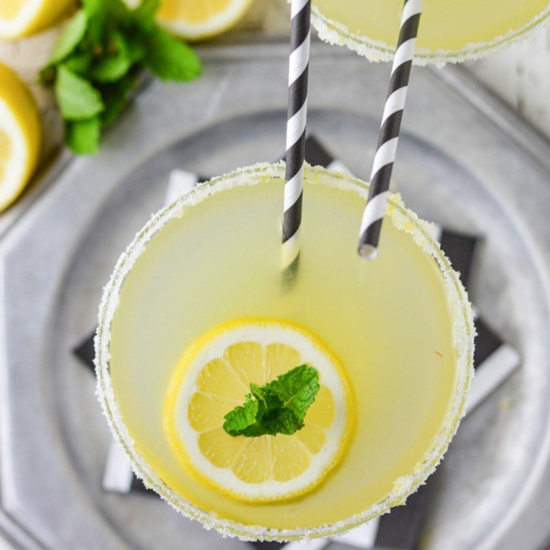 Limoncello Margarita Cocktail Recipe