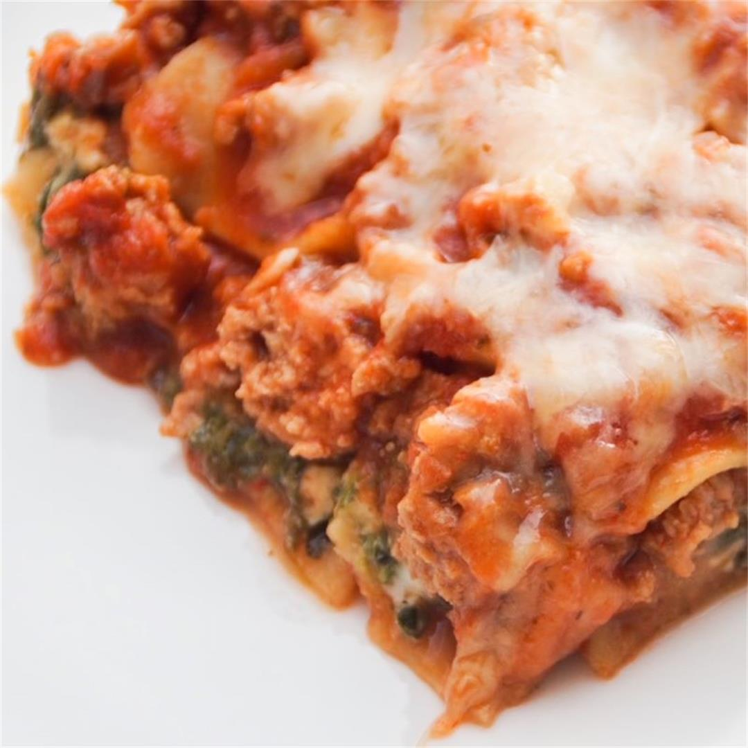 Lasagna For Kids