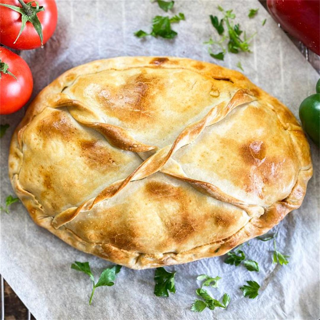 Spanish Tuna Empanada | The Famous Galician Tuna Pie Recipe