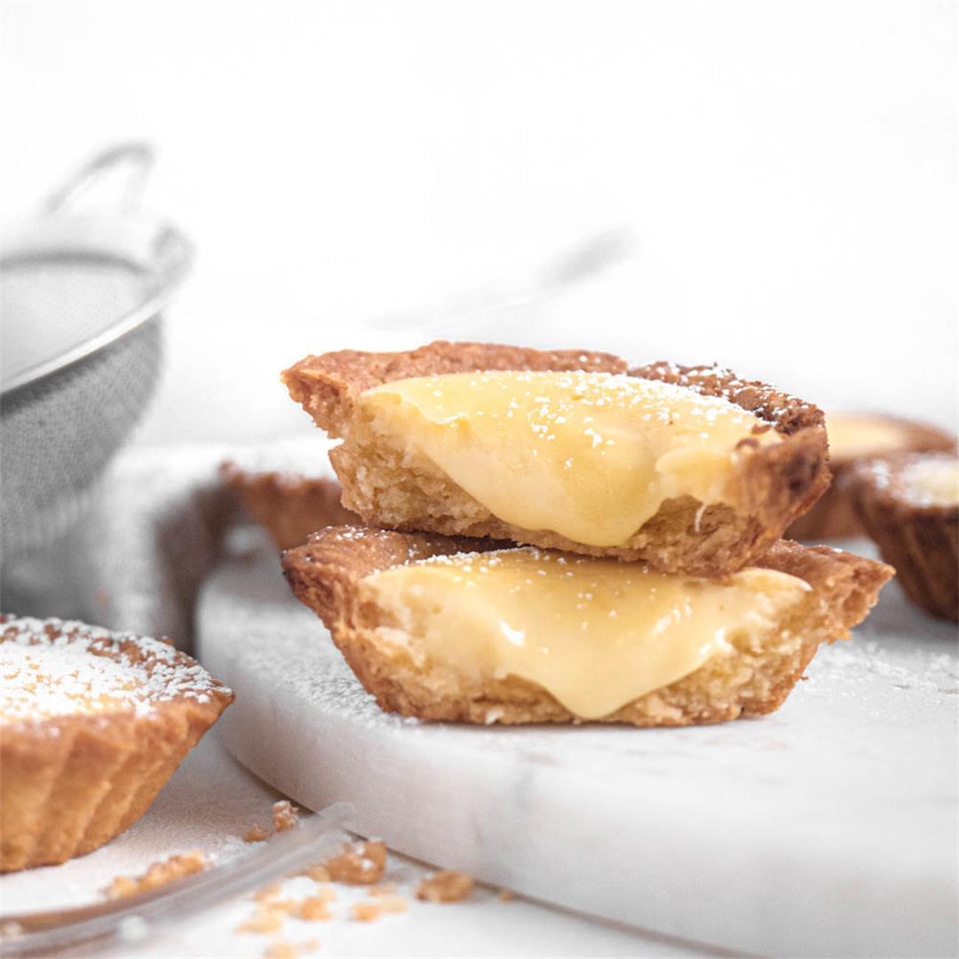 The Best Hokkaido Baked Cheese Tarts