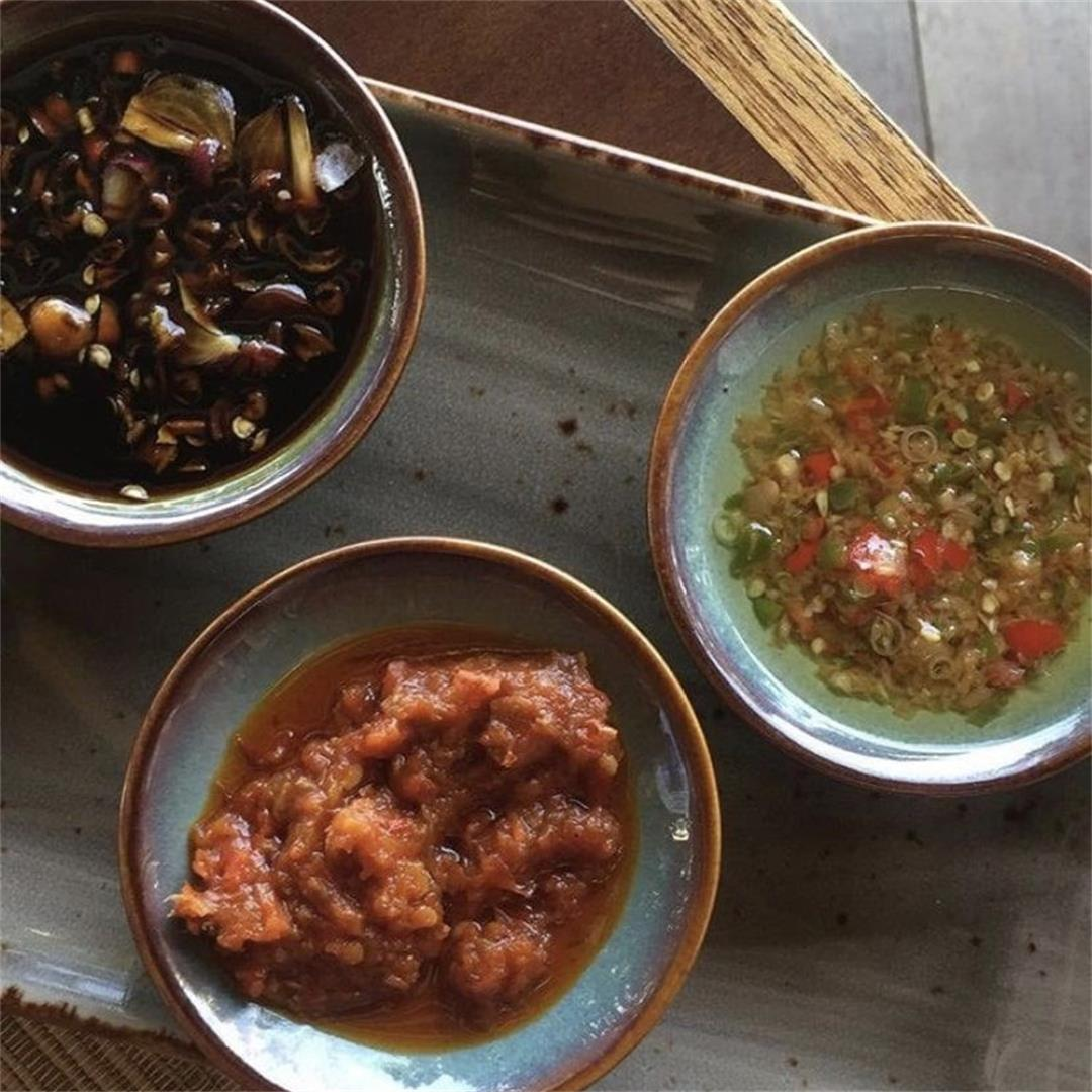 Spice things up with these 3 saucy sambals