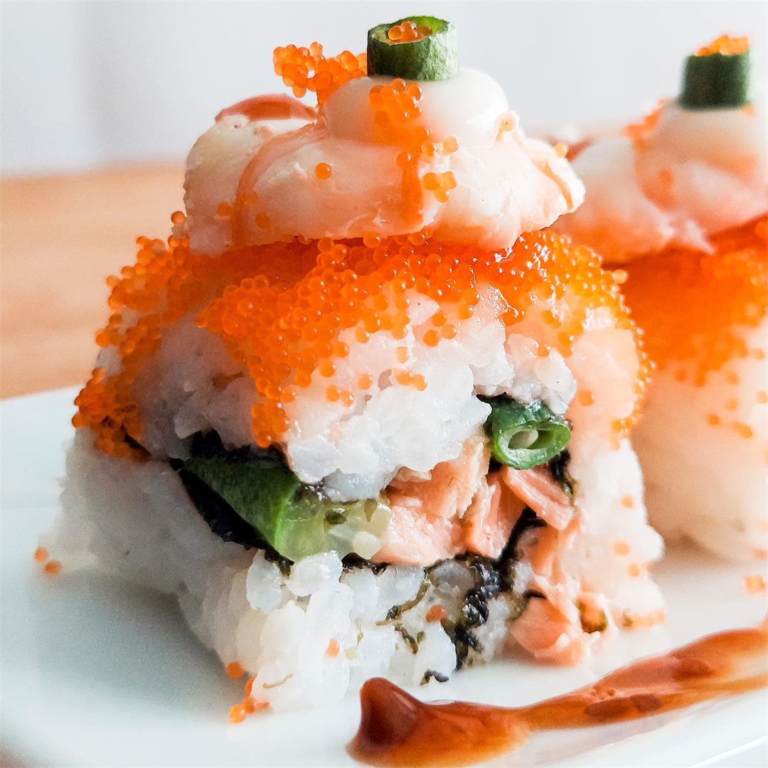 Make Boston Roll Sushi Like A Pro