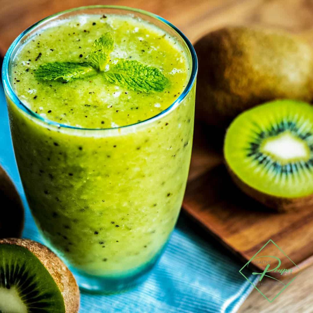 Delicious Kiwi Smoothie Recipe