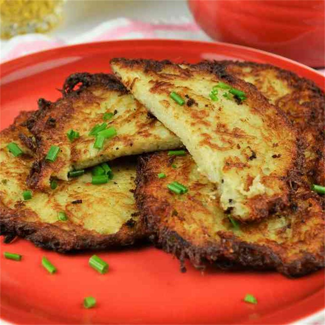 Best Homemade Hash Browns Recipe-Timea's Kitchen