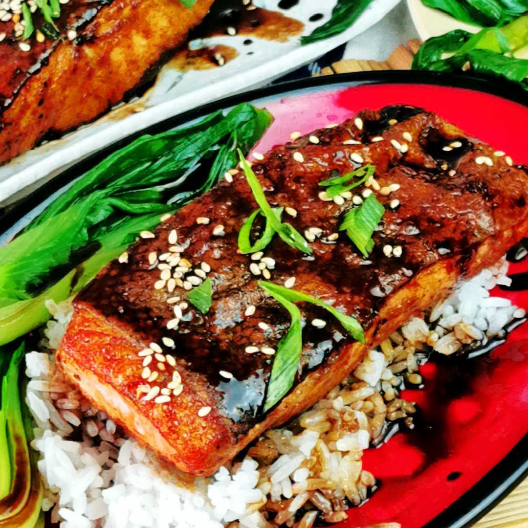 Teriyaki Salmon recipe- How to prepare mouthwatering salmon in