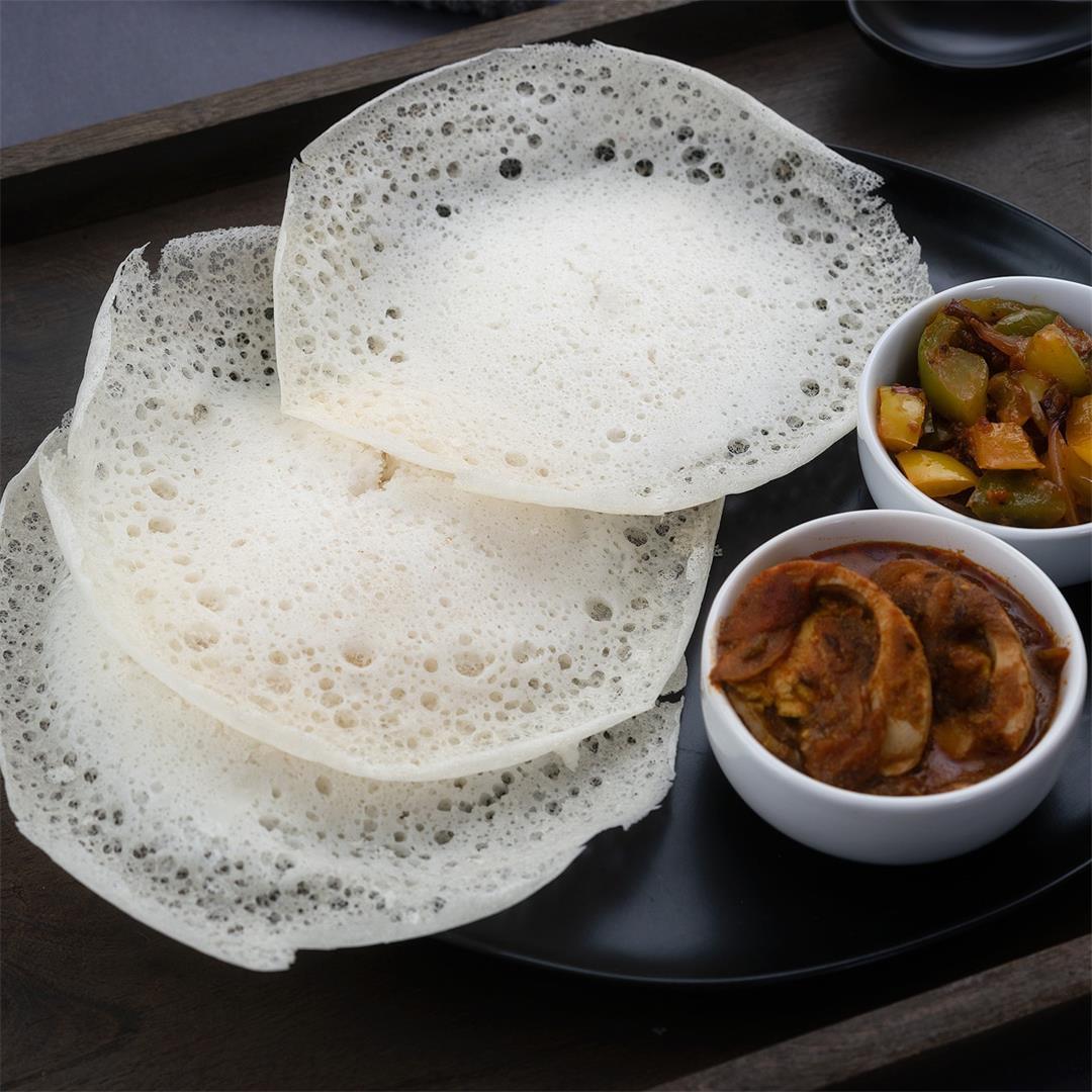 Appam Recipe Kerala Style