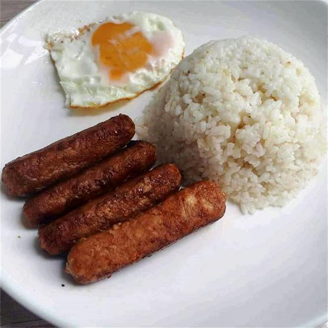 Chicken Longganisa Recipe