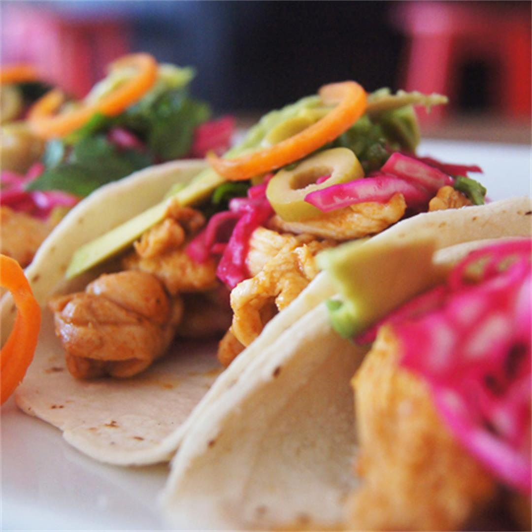 Chicken Tacos Recipe, Taco Tuesday Will Never Be The Same