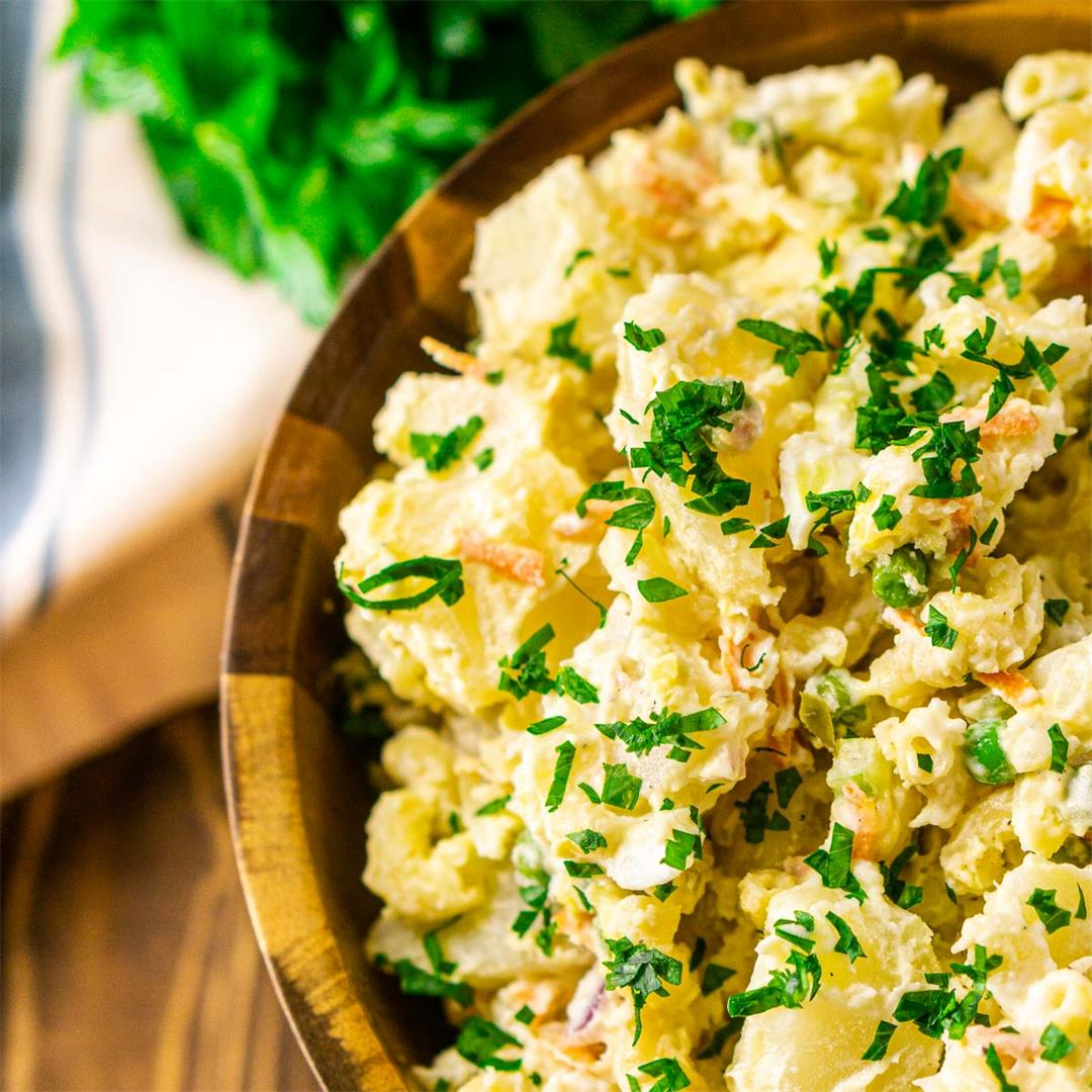 Hawaiian Potato Salad