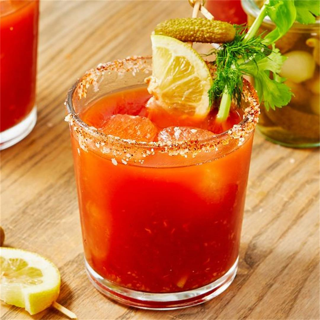 The Bloody Mary That Will Forever Change Your Drink Selection