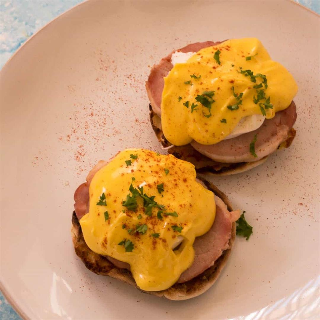 Mastering Eggs Benedict At Home