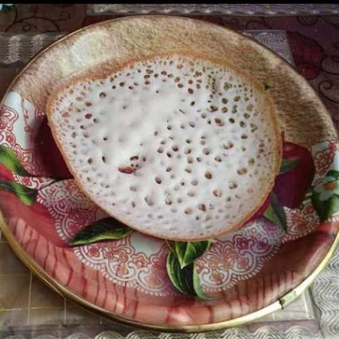 Easy Appam Recipe