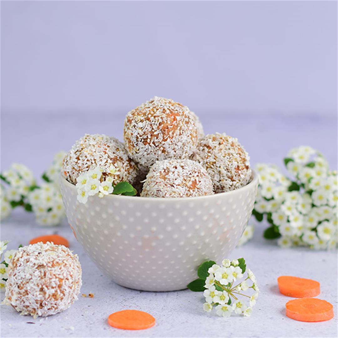 Carrot Energy Balls