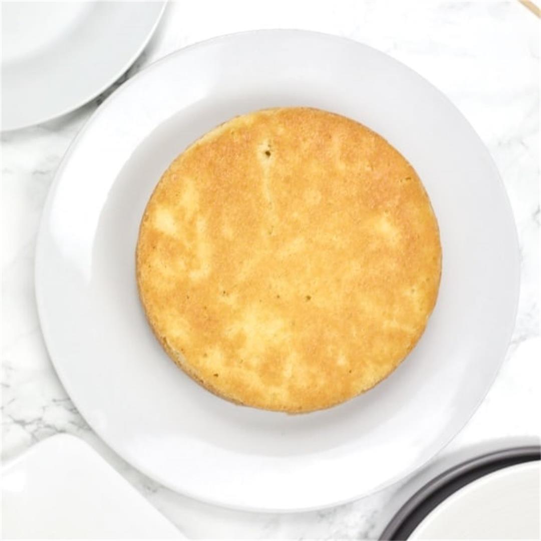 Air Fryer Cake