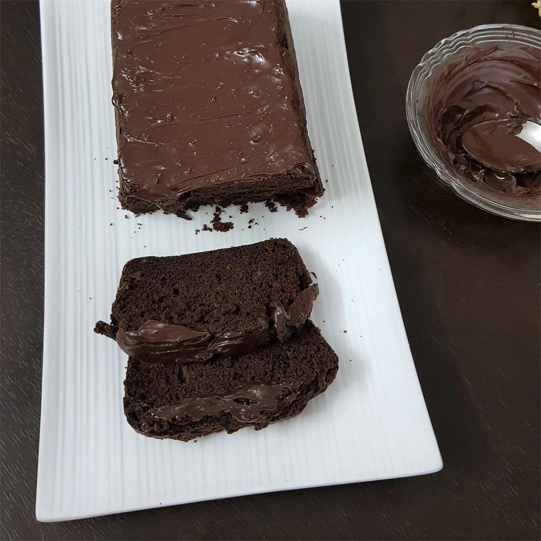 APPLE BANANA CHOCOLATE CAKE/HOW TO MAKE FRUIT CAKE Baked Goodie