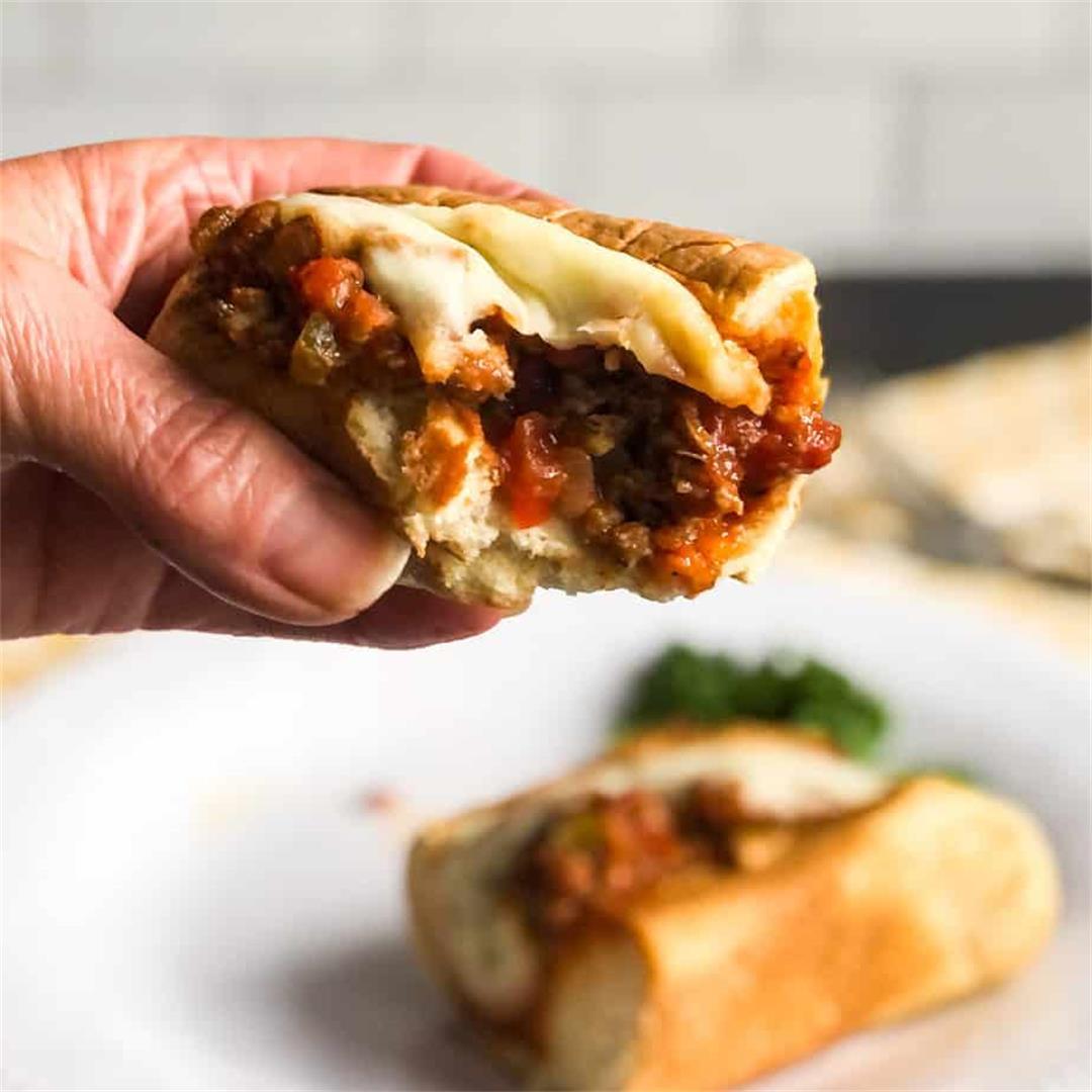 Italian Style Sloppy Joes: A Family Favorite
